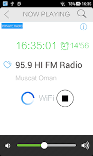 Oman Internet Radio - screenshot thumbnail