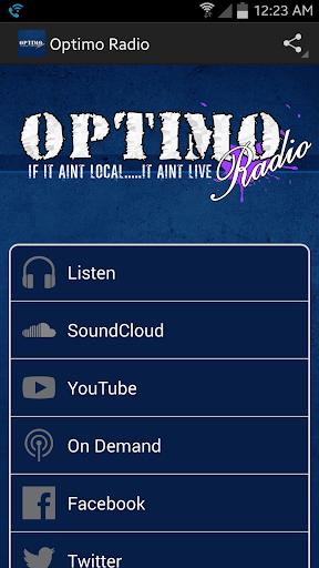 Optimo Radio