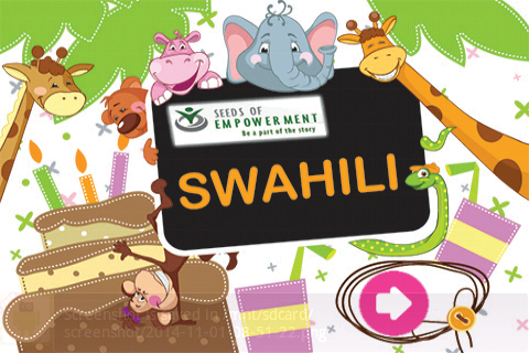 Swahili Phonics Game