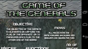 Screenshot of Game Of The Generals