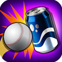 Beer Can Knockdown Strike One icon
