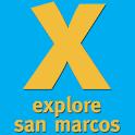 Explore San Marcos Texas logo