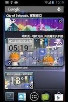 Screenshot of 9s-Weather (Advance)