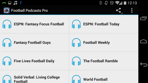 Football Podcasts Free