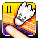 3D Badminton II icon