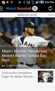 Marlins Baseball - screenshot thumbnail