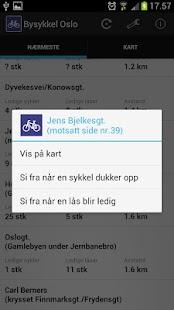 Bysykkel Oslo - screenshot thumbnail
