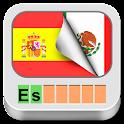 Lerne Spanisch - 3400 Vokabeln icon