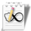 Detexify LaTeX Recognizer icon