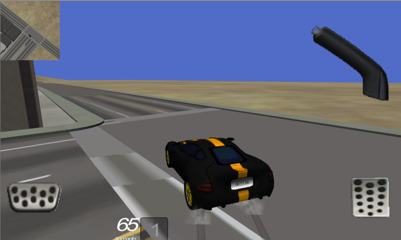 Car Simulator 3D - screenshot