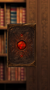 Bibliomancy- screenshot thumbnail