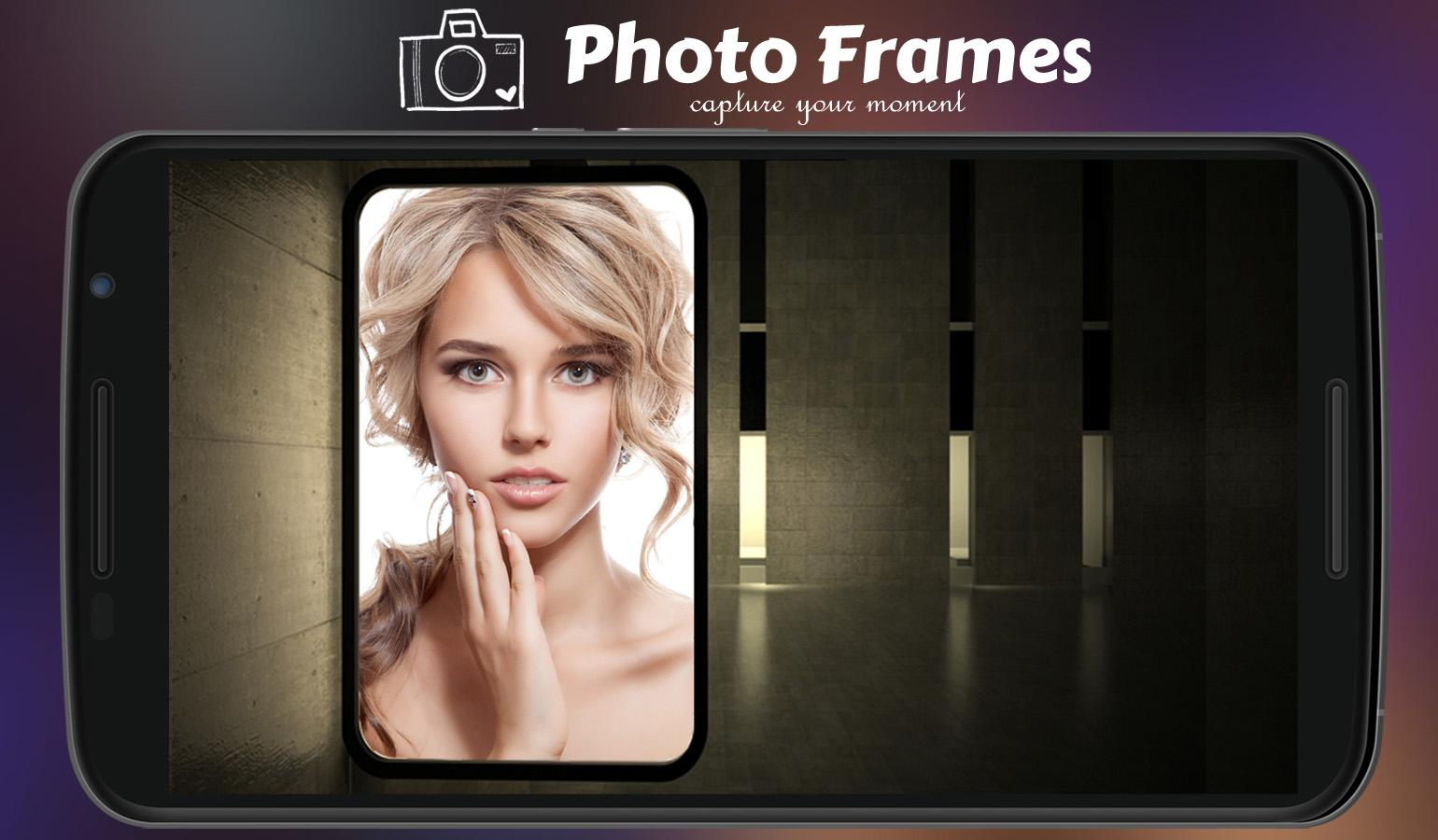 Screenshots of Photo Frames Pro for iPhone