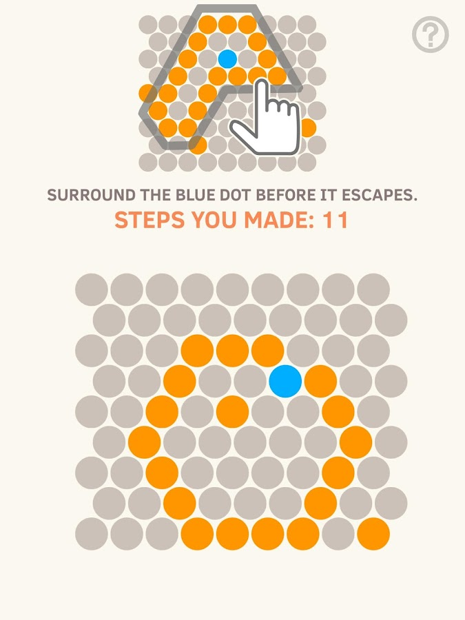 Circle The Dot- screenshot
