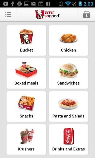 KFC Mobile