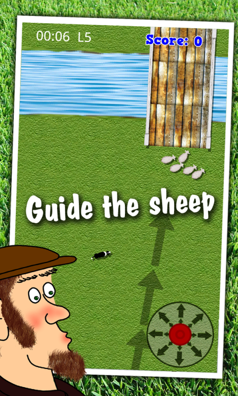 Sheepdog Pro Deluxe - screenshot
