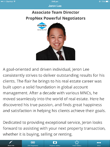 JERON LEE PROPERTY AGENT
