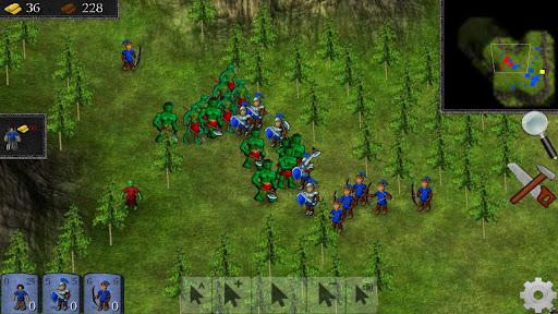 اللعبة الاستراتيجية الرهيبة Esenthel RTS شبيهة Age Of Empires