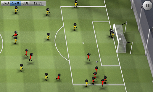 Stickman Soccer Screenshot