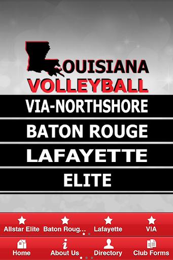 Louisiana Volleyball