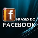 Frases do Facebook logo