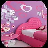 غرف نوم اطفال - بنات