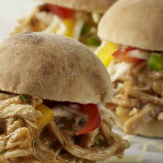 Chicken Sliders.