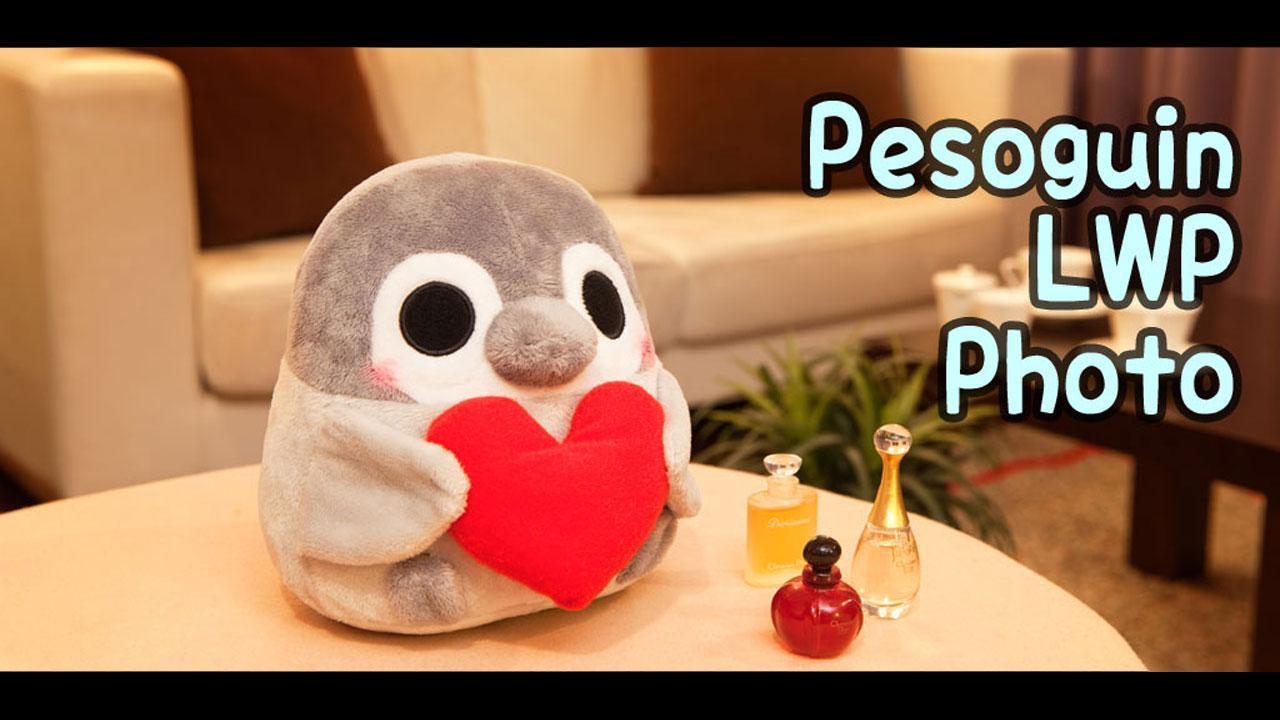 Pesoguin LWP Photo ( penguin )- screenshot