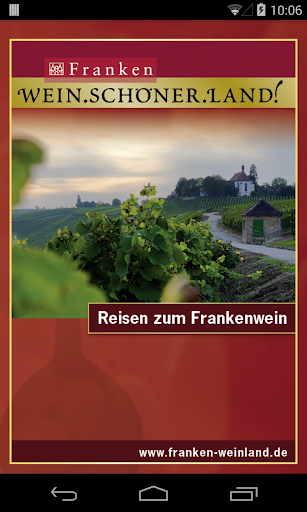 Franken – Wein.Schöner.Land