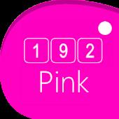 APW Theme 192C Pink