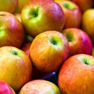 Appel-mueslieplaatkoek