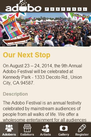 Adobo Festival