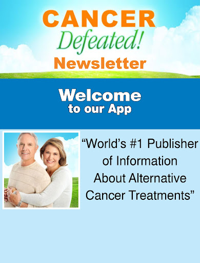 Cancer Defeated Newsletter