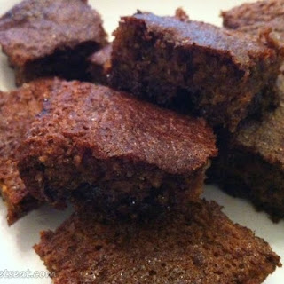 Healthy, Paleo, Gluten Free Brownies!.