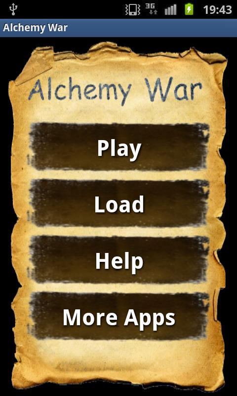 Alchemy War- screenshot