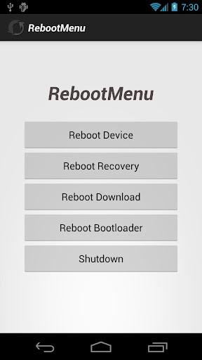 reboot apk no root|fast reboot pro apk及reboot widget for