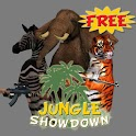 Jungle Showdown Free (Demo) logo