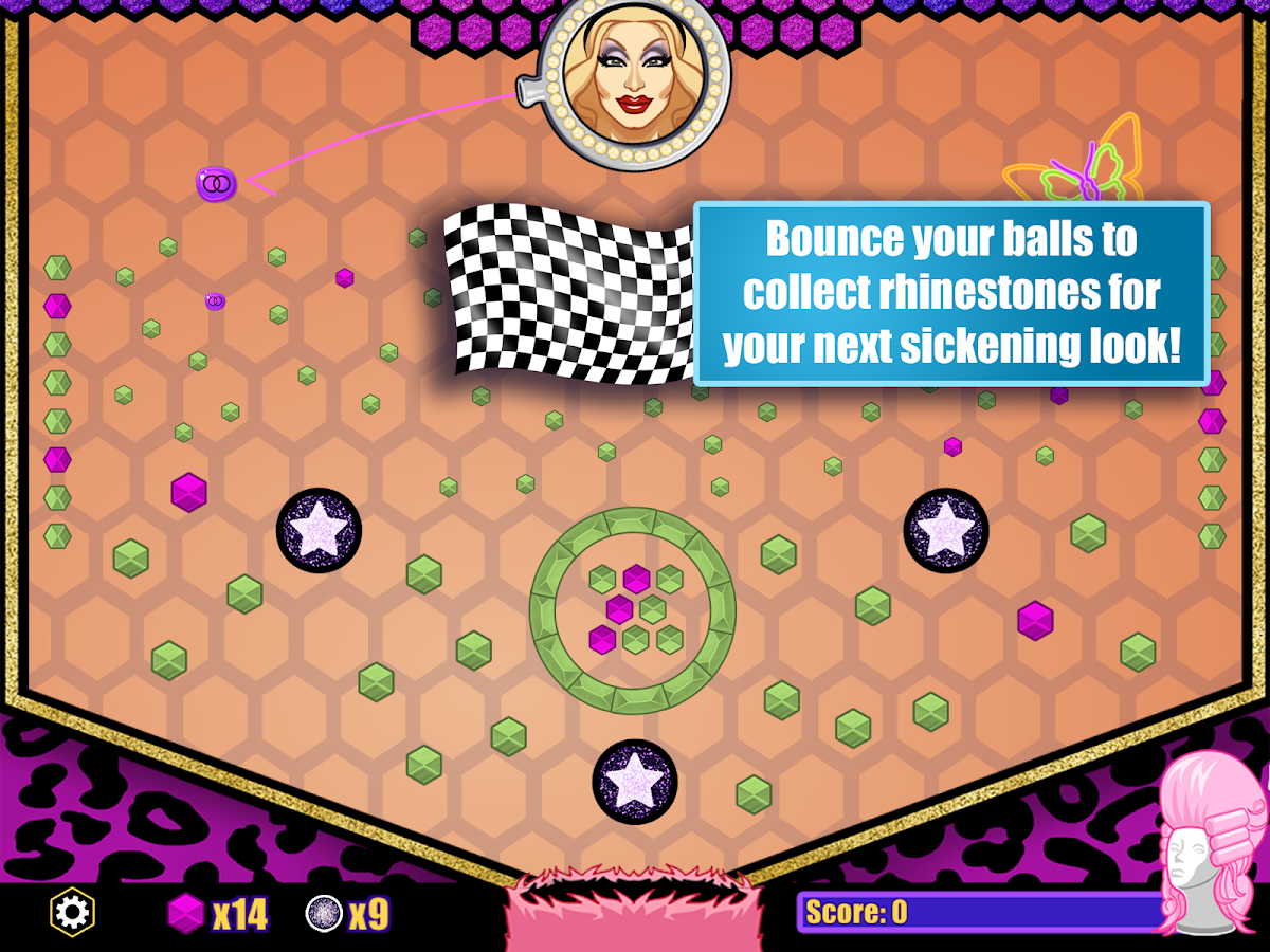 RuPaul's Drag Race: Dragopolis- screenshot