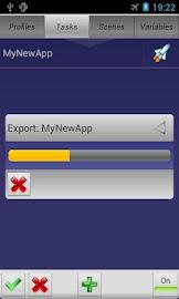 Tasker App Factory Screenshot 3