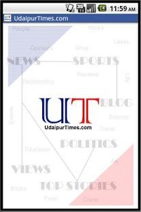 UdaipurTimes.com- screenshot thumbnail