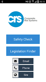 SafetyCheck by CRS- screenshot thumbnail