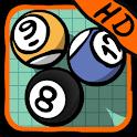 Doodle Pool HD logo