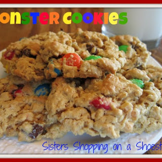 Monster Cookies Without Flour Recipes.