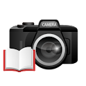 MotionCamera - book scan icon