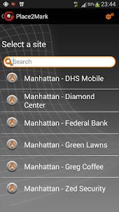 Place2Mark - screenshot thumbnail