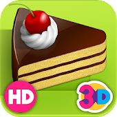 Cake Maker 3D Cooking Games HD