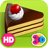 Cake Maker 3D Cooking Games HD 1.1.0
