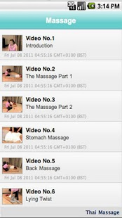 Learn How to Massage- screenshot thumbnail