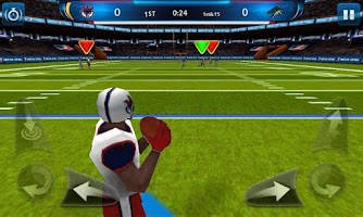 Screenshot of Fanatical Football