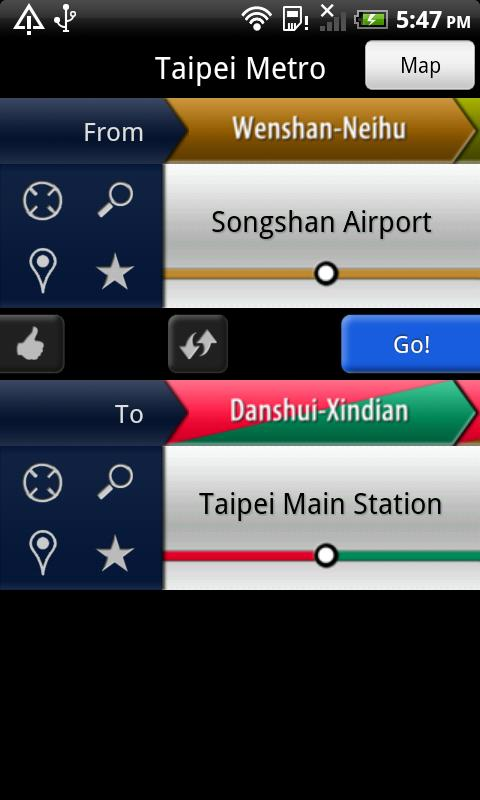 Taipei Metro (MRT) Guide - screenshot