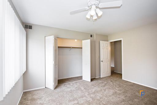 Bedroom in Carol Stream IL Apartment